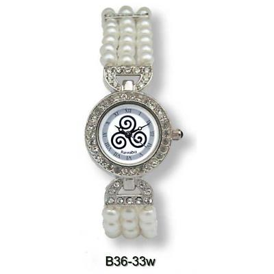 Celtic Watch - Celtic Triskel Watch