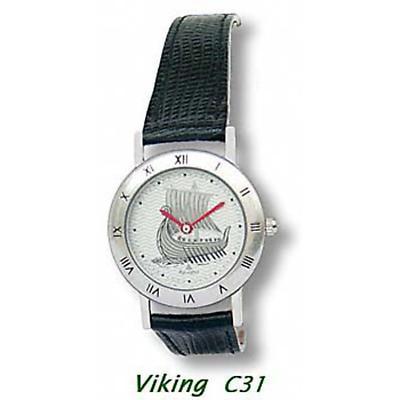 Ladies Viking Ship Watch