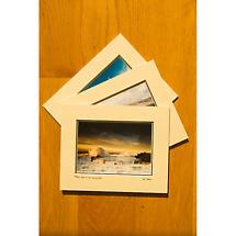 Burren at Galway Bay Photographic Print