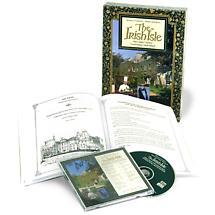 The Irish Isle - Irish Cookbook and Traditional Music CD