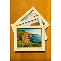 Cliffs of Moher Sunlight Photographic Print