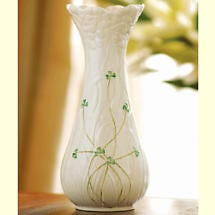Belleek Vase - Daisy Tall