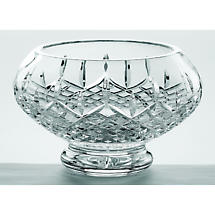 "Galway Crystal Longford 10"" Footed Bowl"