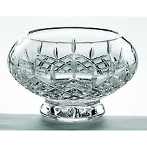 "Galway Crystal Longford 8"" Footed Bowl"