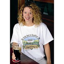 Irish T-Shirt - Personalized Irish Bed & Breakfast