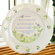 Belleek Mothers Blessing Plate