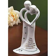 Irish Wedding Bell Figure