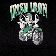 "Irish T-Shirt - ""Irish Iron"""