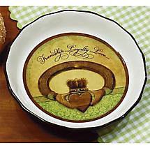 Claddagh Pie Plate