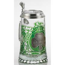 Glass Ireland Heritage Stein
