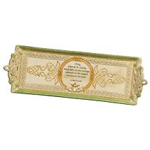 Irish Kitchen - Irish Proverb Celtic Serving Tray