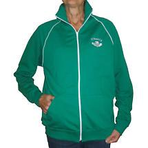Personalized Kelly Green Full Zip Jacket