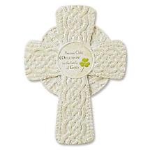 Irish Baptism Cross