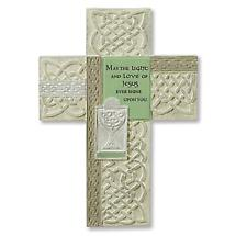 Irish First Communion Cross