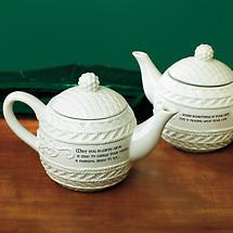 Cozy n' Celtic Teapot