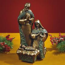 Irish Christmas - Holy Family Figurine
