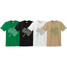 Irish T-Shirt - Counties of Ireland
