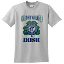 Irish T-Shirt - Coast Guard