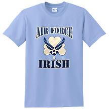 Irish T-Shirt - Air Force