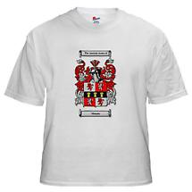 Irish T-Shirt - Personalized Coat of Arms