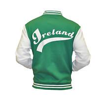 Croker Ireland Baseball Jacket