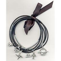 Six-Strand Irish Bracelet