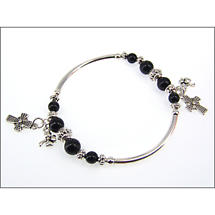 Irish Faith Stretch Bracelet