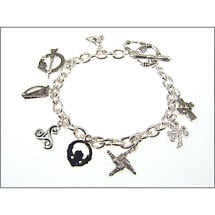 Eight Charms of Ireland Bracelet