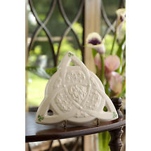 Belleek Celtic Wall Plaque