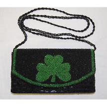 Shamrock Clutch Purse