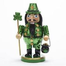 Irish Christmas - Chubby Irish Nutcracker