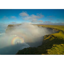 Brocken Spectre Cliffs of Moher Photographic Print