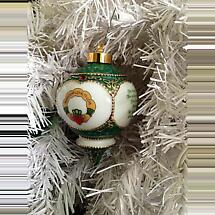 Irish Christmas Ornament - Claddagh Ornament