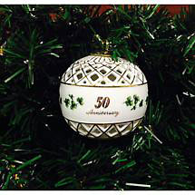 Irish Ornament - 50th Anniversary Ornament
