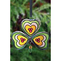 Irish Christmas - Irish Shamrock Ornament
