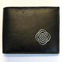 Irish Wallet - Celtic Lands Leather Wallet