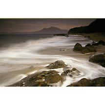 Connemara coast at Mullaghglass Photographic Print