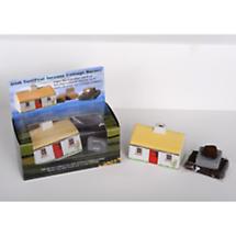 Irish Cottage Turf and Burner Gift Box