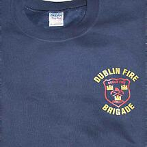 Irish Sweatshirt - Dublin Fire Brigade Sweatshirt