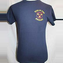 Irish T-Shirt - Dublin Fire Brigade T-Shirt