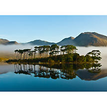 Derryclare, Connemara Photographic Print