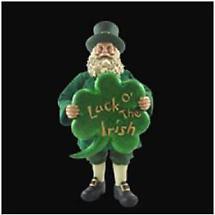 Irish Christmas - Luck o' the Irish Santa