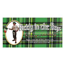 St. Patrick's Day Clothing - Paddy In The Box