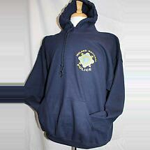 Irish Sweatshirt - Garda Irish Police Hooded Sweatshirt