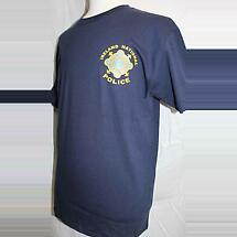 Irish T-Shirt - Garda Irish Police T-Shirt