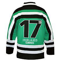 Guinness Hockey Jersey Shirt