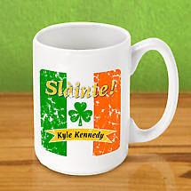 Personalized Irish Coffee Mug - Irish Pride