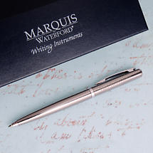 Personalized Waterford® Ardmore Ballpoint Pens - Gunmetal
