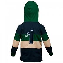 Croker Kids Irish Hooded Rugby Jersey