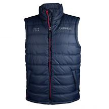 Guinness Navy Padded Body Jacket